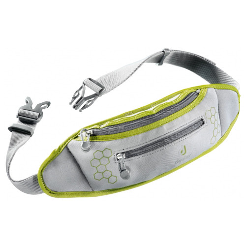 Deuter Сумка поясная Neo Belt I (светло-серый/зеленый)
