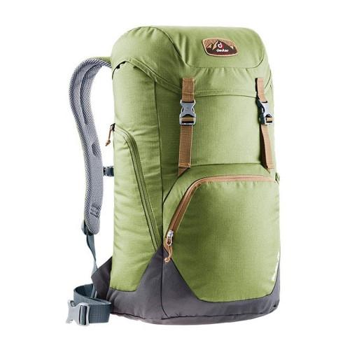 Deuter Рюкзак Walker 24 (зеленый/темно-серый)