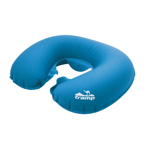 Tramp подушка надувная под шею (дорожная) TRA-159 (синий)