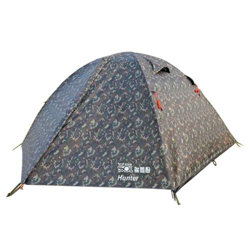 Tramp Lite палатка Hunter 3 (камуфляж)