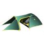 Tramp палатка Grot 3 (V2) (зеленый)