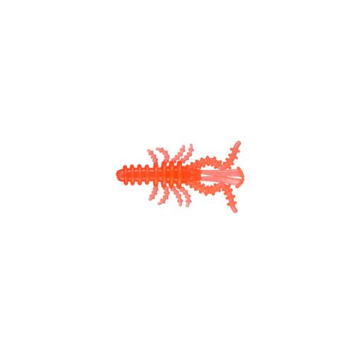 Силиконовая приманка Moussy 006 Красный флуоресцентный цвет