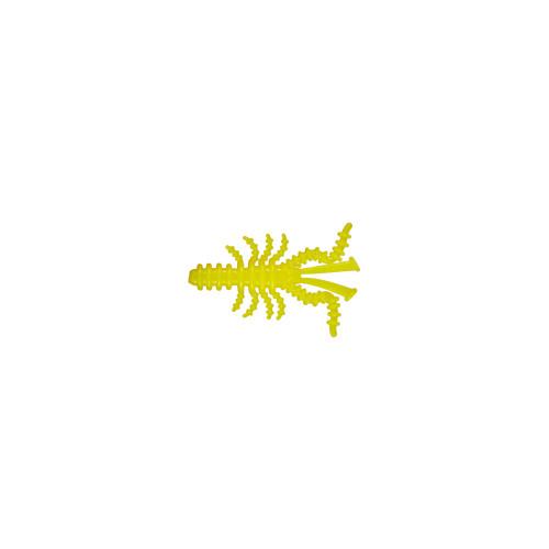 Силиконовая приманка Moussy 001 Желтый цвет