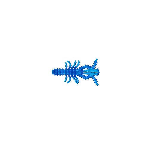 Силиконовая приманка Moussy 004 Синий сапфир