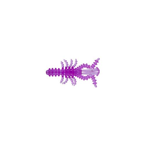 Силиконовая приманка Moussy 012 Фиолетовый кристалл
